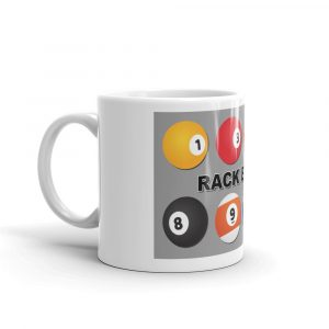 MGear Rack EM Up2 White glossy mug